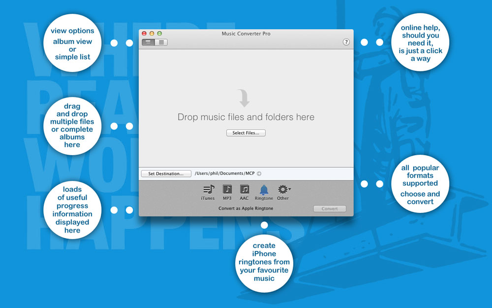 Music Converter Pro for Mac by Shedworx | ShedWorx